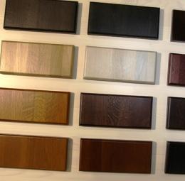 образцы материалов для отделки лестниц